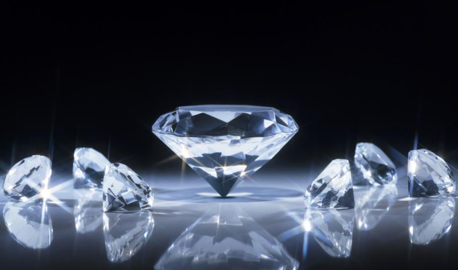 捕金手 I 钻石,为什么这样昂贵?