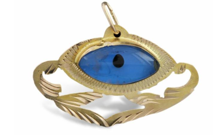捕金手 I 珠宝设计视角:珠宝中的符号——眼睛