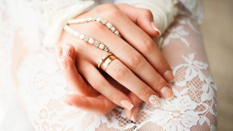 珠宝知识科普 I 结婚为啥都要戴金饰呢?