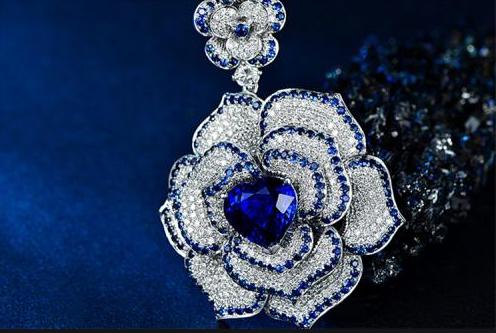 捕金手 I 皇家蓝--蓝宝石中的贵族